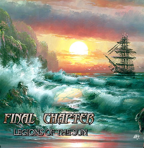 final chapter legions of the sun