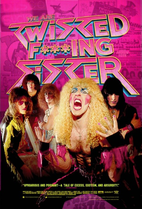 twisted fing sister poster official