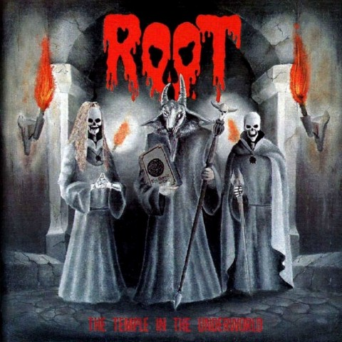 11. ROOT - The Temple Of The Underworld