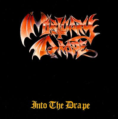 13 MORTUARY DRAPE – Into The Drape