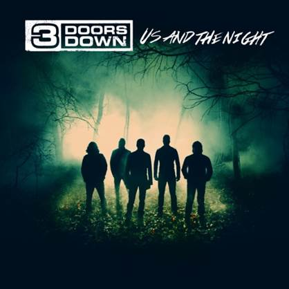 3 Doors Down - Us and the night 2016
