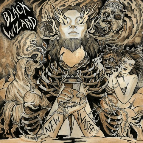 Black Wizard - New Waste - 2015