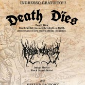 Death Dies + Imago Mortis - Keller Factory