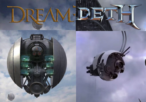 Dream Theater - Megadeth - DreamDeath