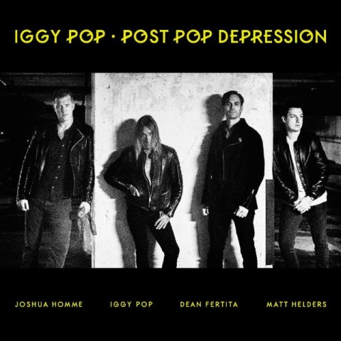 Iggy Pop & Joshua Homme - Post Pop Depression