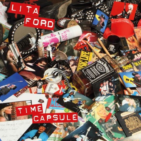 Lita Ford - Time Capsule