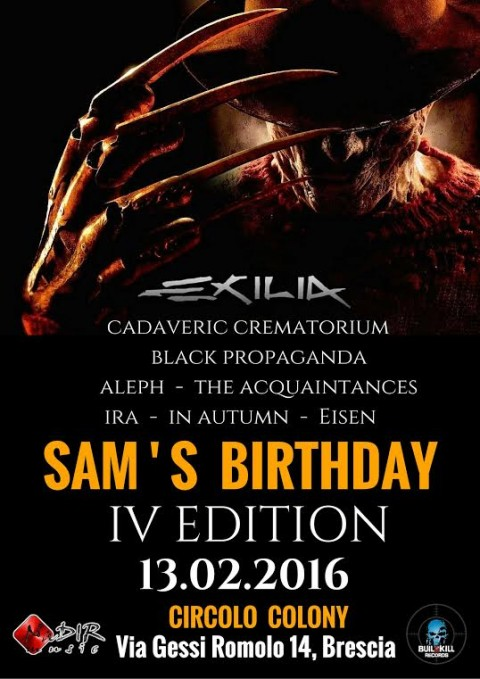 Sam's Birthday 4