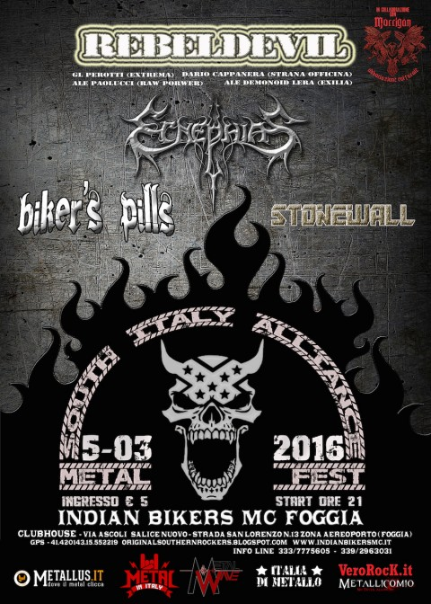 South Italy Alliance Metal Fest
