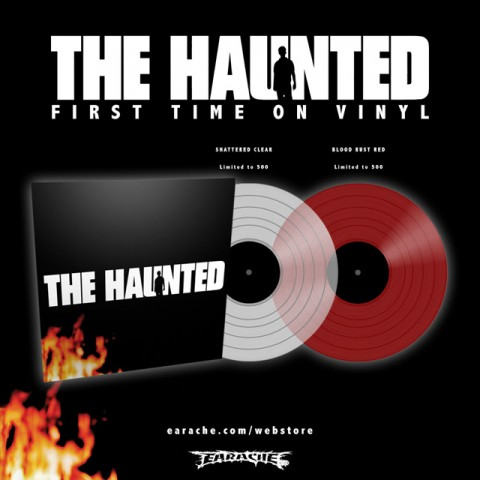 The Haunted - vinile