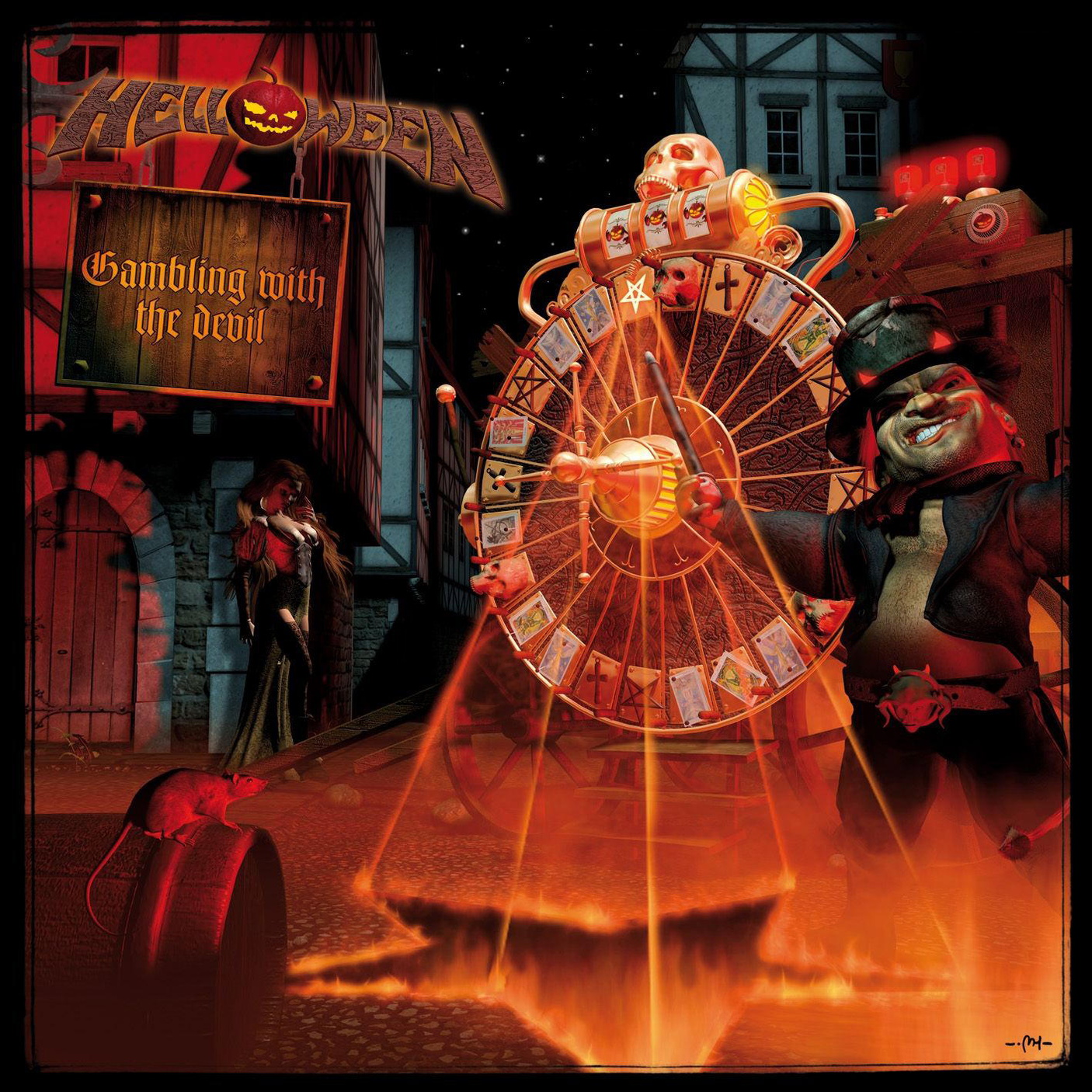 helloween gambling-with-the-devil
