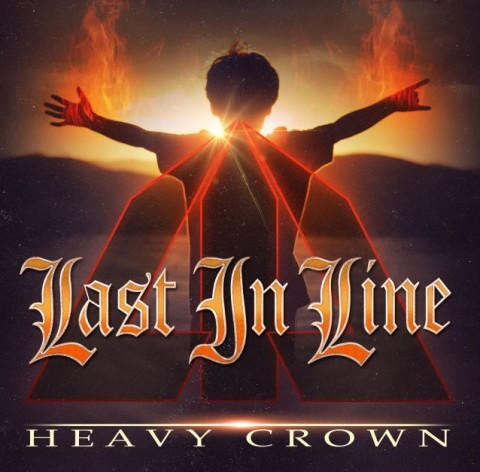 last in line heavy crown cover album