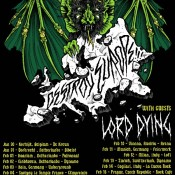 Cancer Bats + Lord Dying 2016