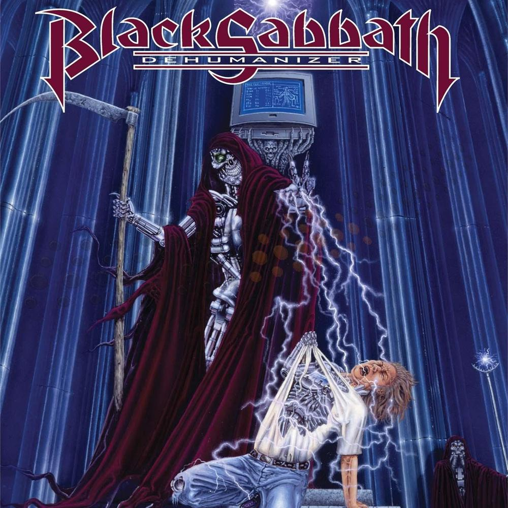 02 Black Sabbath - Dehumanizer