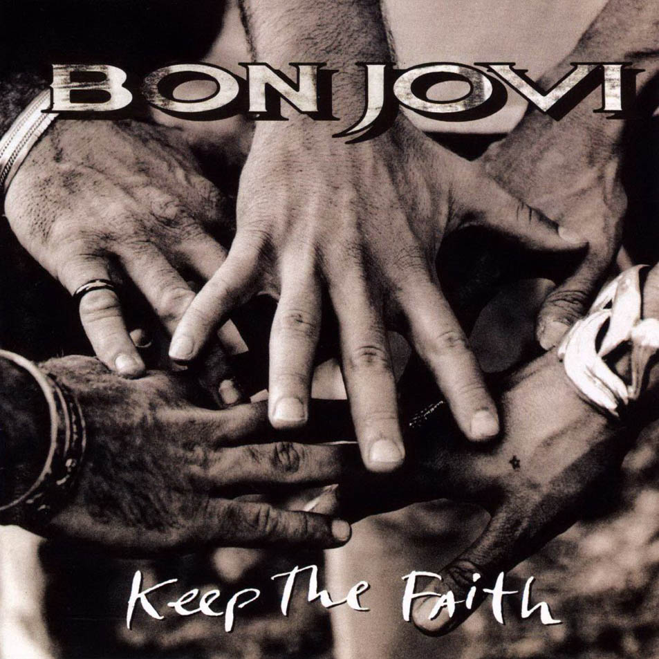 04 Bon Jovi Keep The Faith