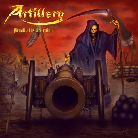 Artillery - Panalty by perception