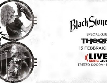 Black Stone Cherry Trezzo