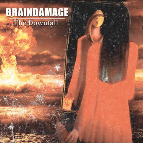 Braindamage The Downfall Cover Album 2016