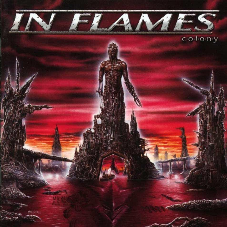 In Flames Recensione Colony