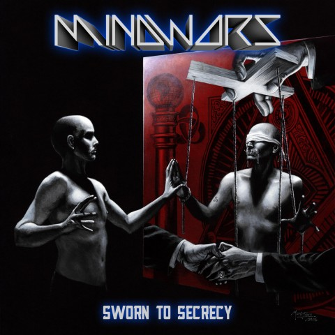MINDWARS cover album 2016