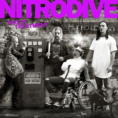 NitroDive - Shock Treatment