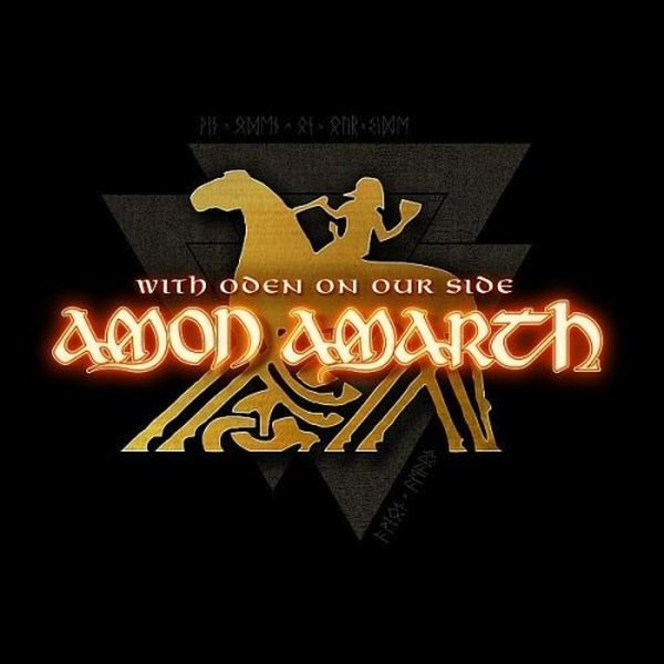 Amon Amarth With Oden