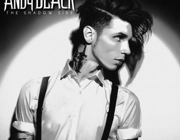 Andy Black - the shadow side