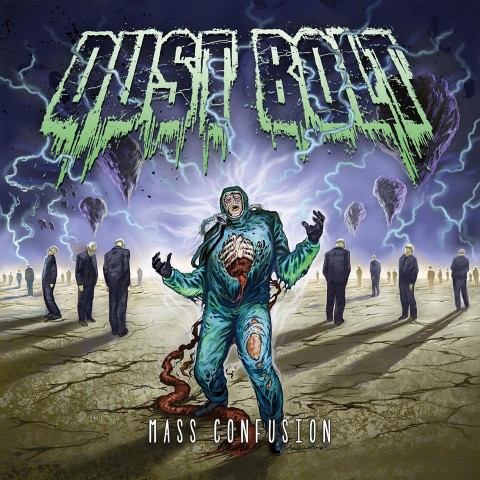 Dust Bolt Mass Confusion Cover Album 2016