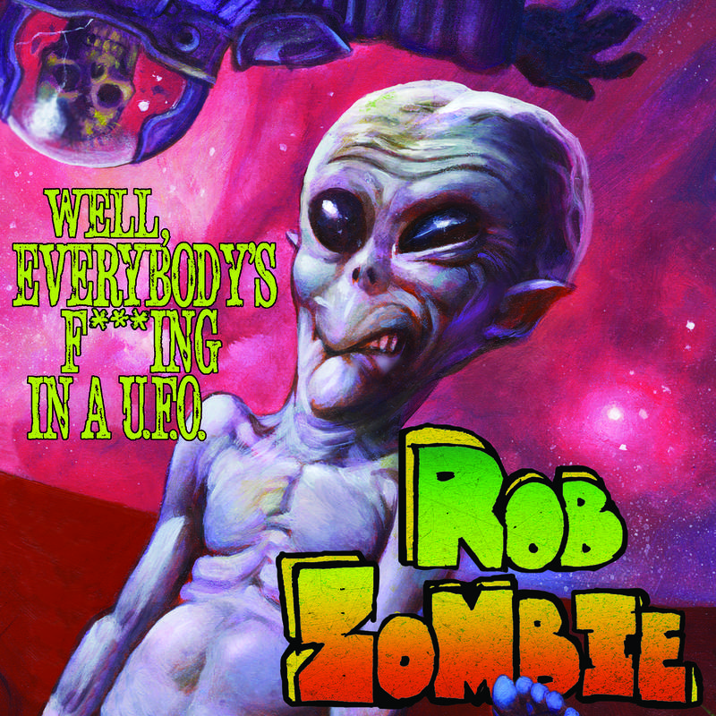 Rob Zombie Well Everybody