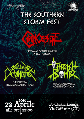 The southern sotrm fest