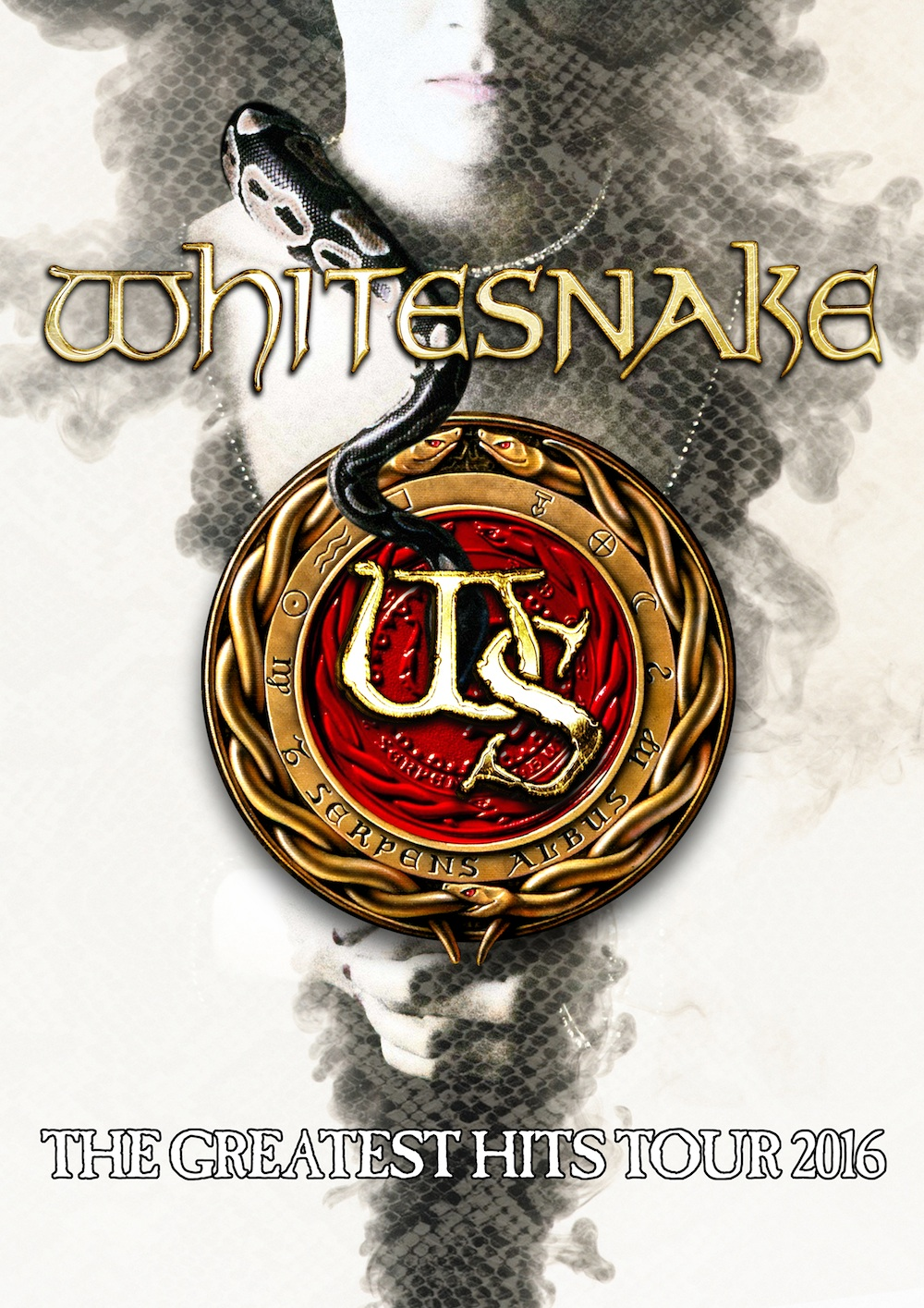 Whitesnake Greatest Hits Tour