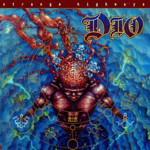 dio strange highways