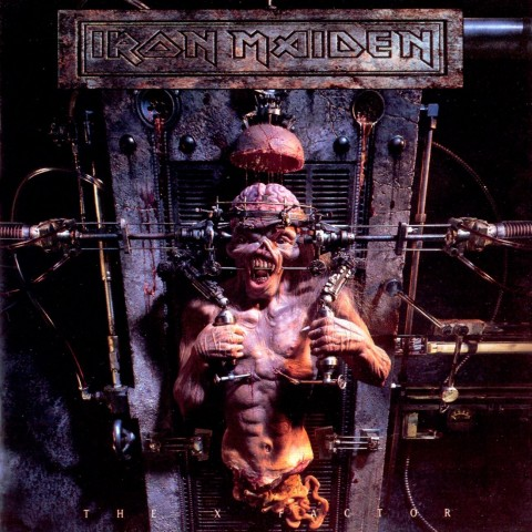 iron maiden the x factor