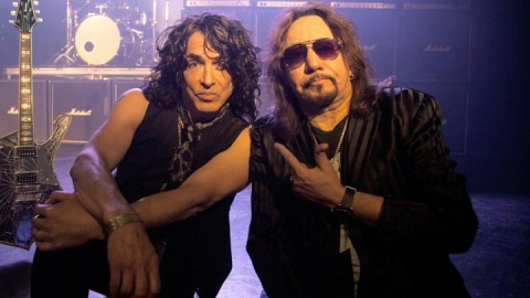 Ace Frehley - Paul Stanley