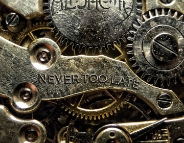 Alchemy - Never Too Late