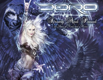 Doro DVD Stong And Proud 2016