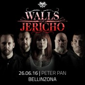 Walls of jericho 2016 Bellinzona