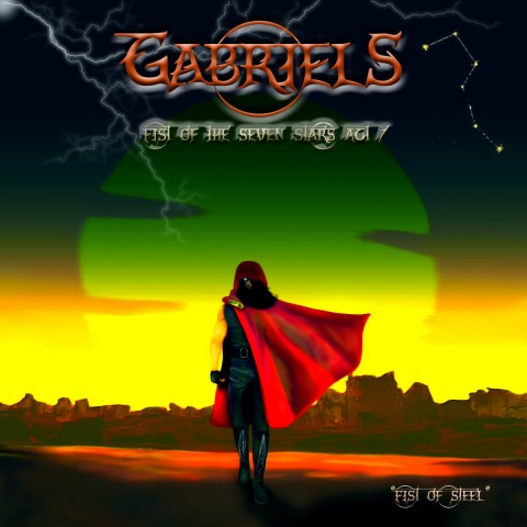 gabriels - fist of the seven stards