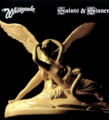 whitesnake - saints and sinners (front)