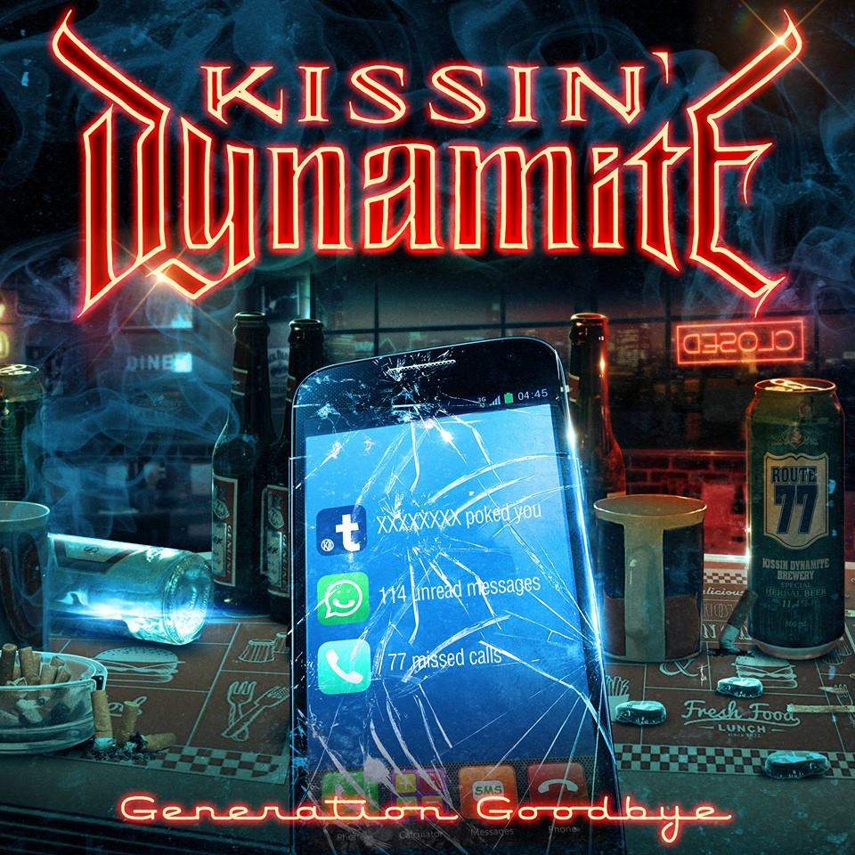 Kissin Dynamite Generation Goodby
