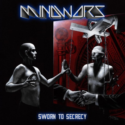 Mindwars Sworn Of Secrecy Cover Album 2016