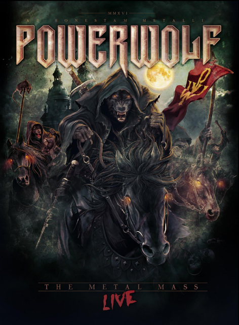 Powerwolf Metal Mass Live