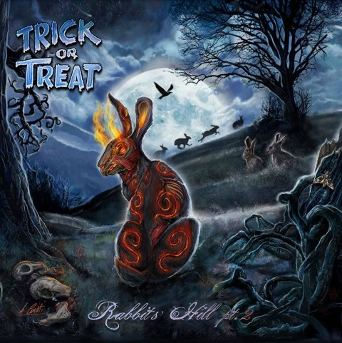 Trick Or Treat - Rabbit's Hill Pt2 - 2016 Artwork