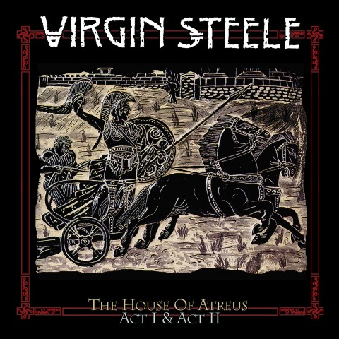 Virgin Steele -The House Of Atreus Act 1+2