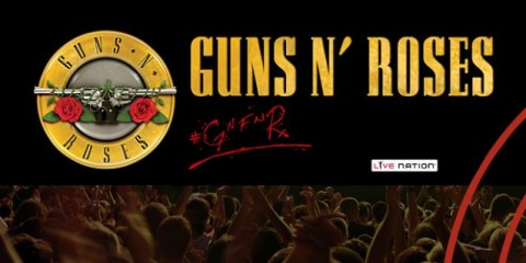 guns n roses not lifetime tour