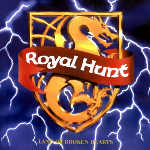 royal hunt - land-of-broken-hearts