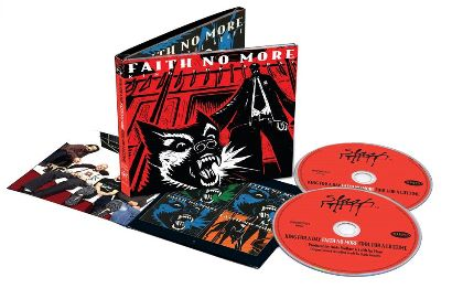 Faith No More Reissue 2