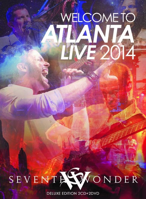 Seventh Wonder Welcome To Atlanta Live 2014 Cover Album