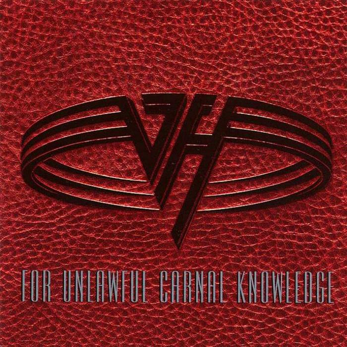 VAN HALEN – For Unlawful Carnal Knowledge