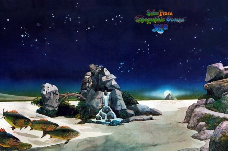 Yes - Tales Of Topographic Oceans