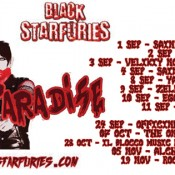 Black Star Furies Tour 2016